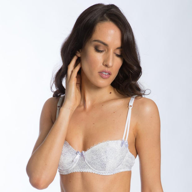 Abigail Bra - Non-Wired Medium Padded Bra From The Small Bra Specialists