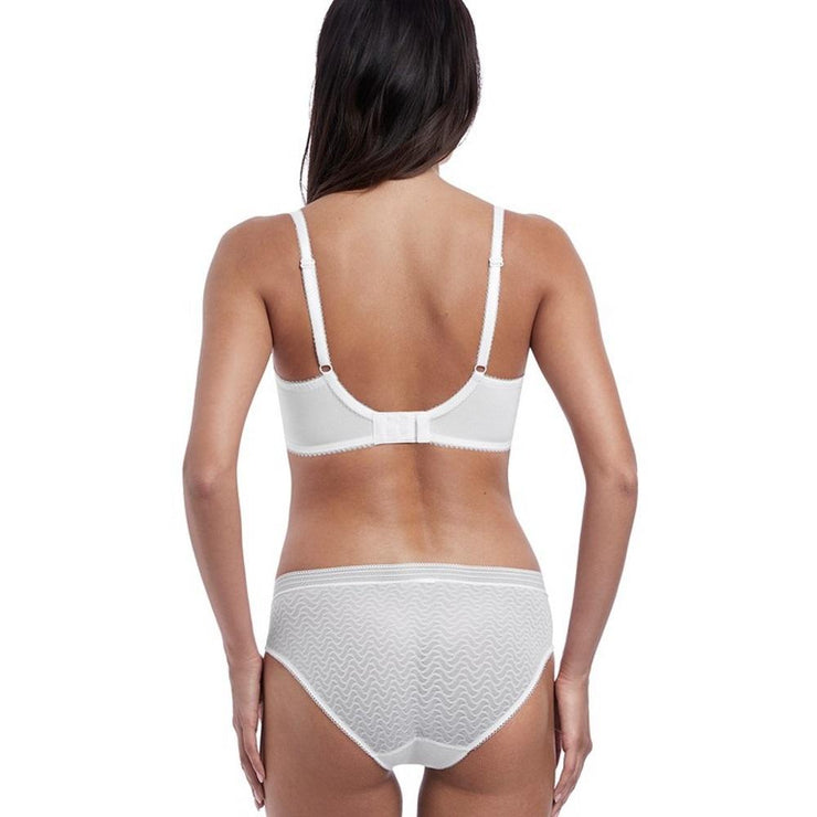 Wacoal Aphrodite Brief Back White