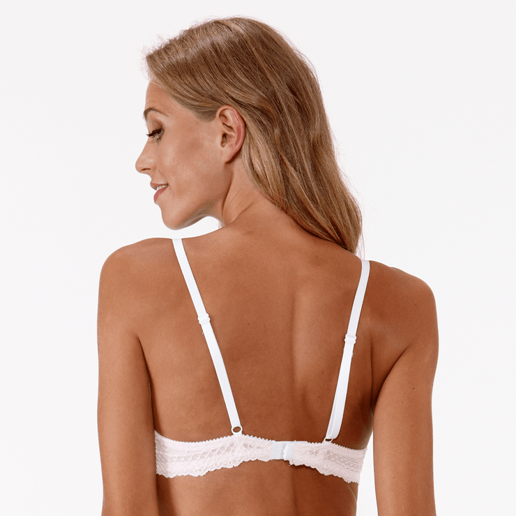 Ariel Bra Back - Small Bras Sized From 30AA To 40A Bra Cup Size