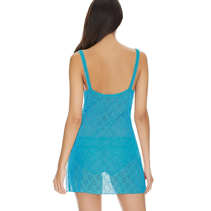 Lace Kiss Chemise - Barrier Reef