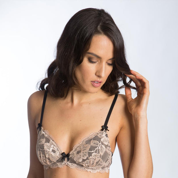 Belinda Bra - Non-Wired Wirefree Medium Padded Bras