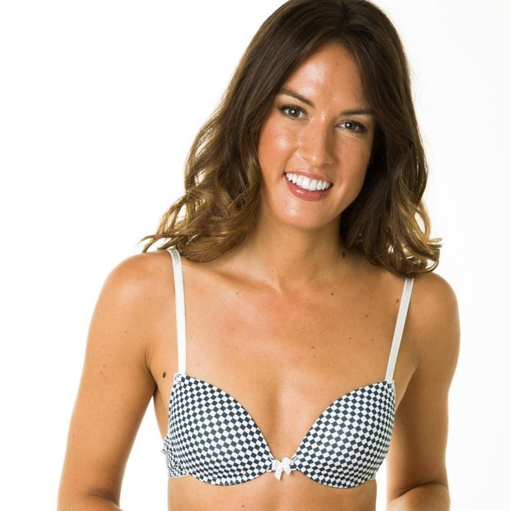 Boobs & Bloomers Chess Bra - Ideal Small Bra For Teens