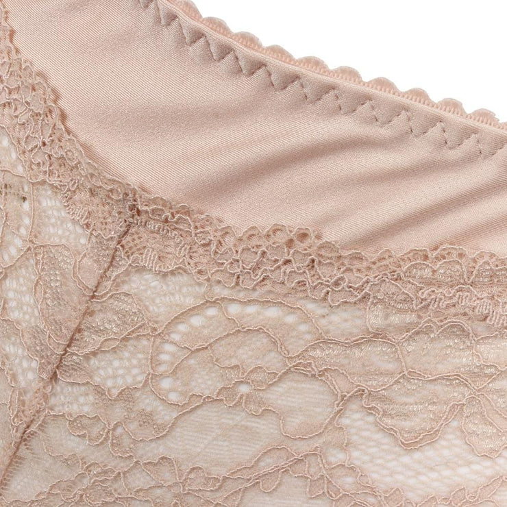 LittleWomen Short Brief Peony Detail