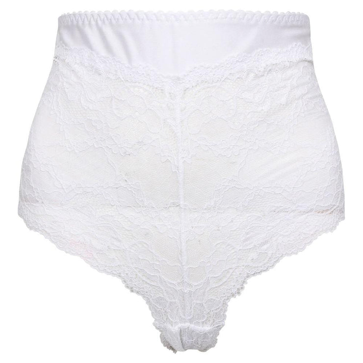 The Little Women Shortie Brief White