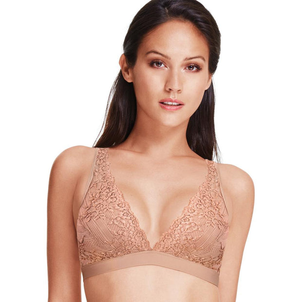 Embrace Lace Soft Cup Bra Rose