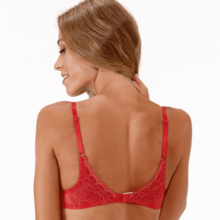 Izzy Bra Back - Underwired Bra Perfect For Small Boobs