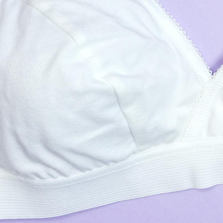 La Chica Crop Top Detail - Perfect For Teens
