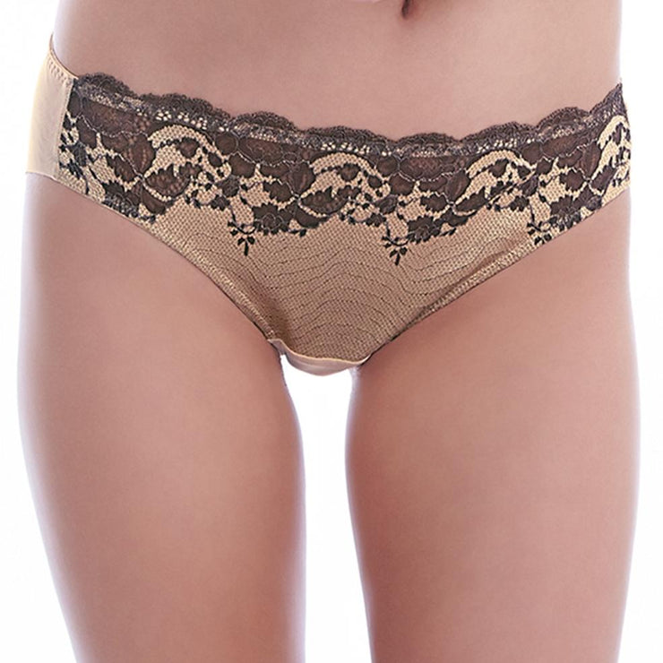 Wacoal Lace Affair Brief - Frappe Cappuccino