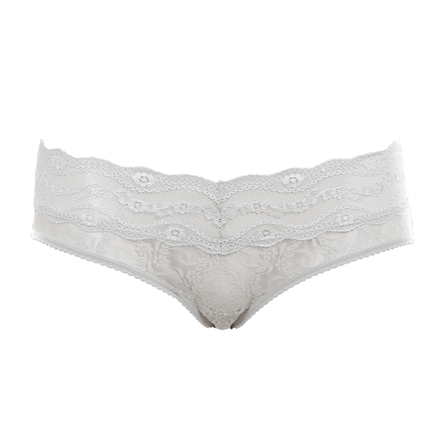 Lace Kiss Hipster Microchip Cutout