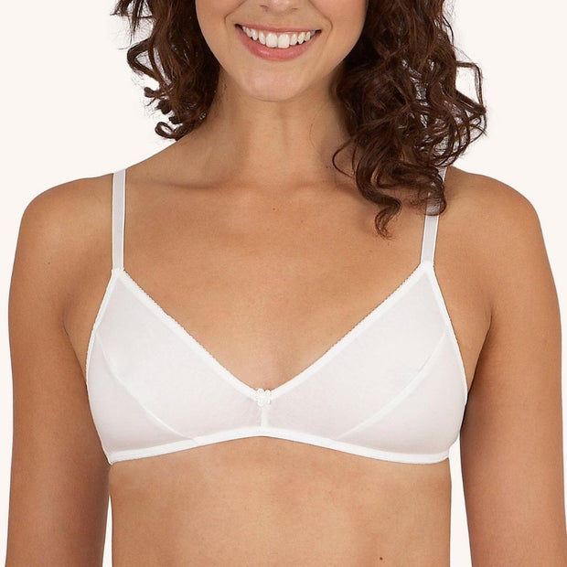 La Chica Cotton Soft Cup - Perfect Small Bra For Teens