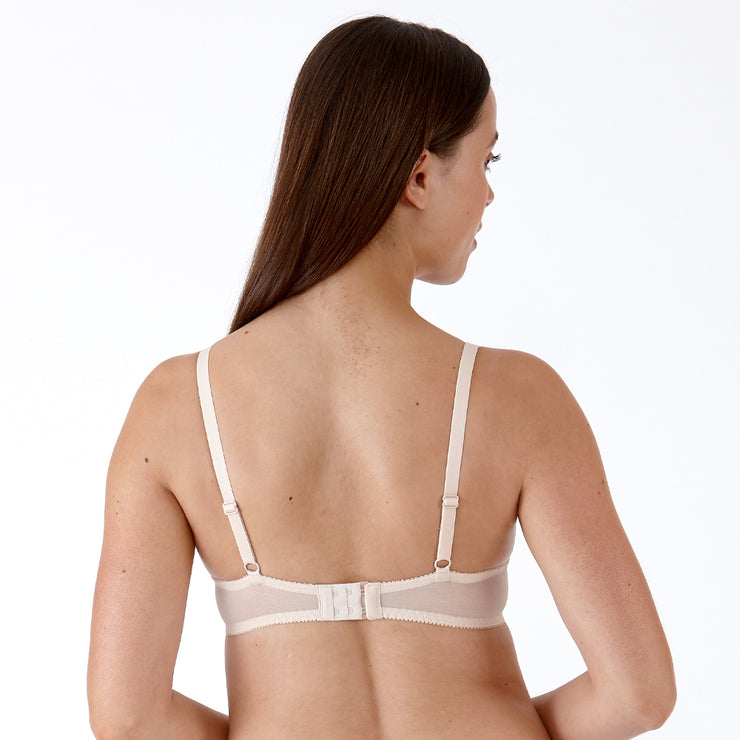 Little Women Pearl Bra - back