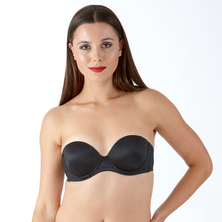 Little Women Jade Bra In Black
