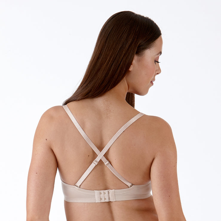 Little Women Jade Bra - cross over back