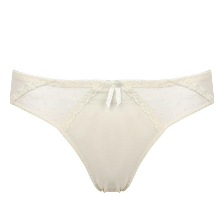 Little Women Layla Brief Milk White