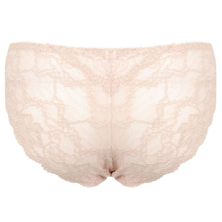 Little Women Roxy Brief - Back View - Petite Lingerie