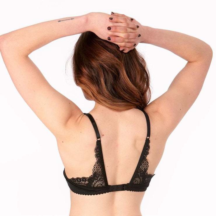 Little Women Ava Bra Back - From The Small Bra Specialists