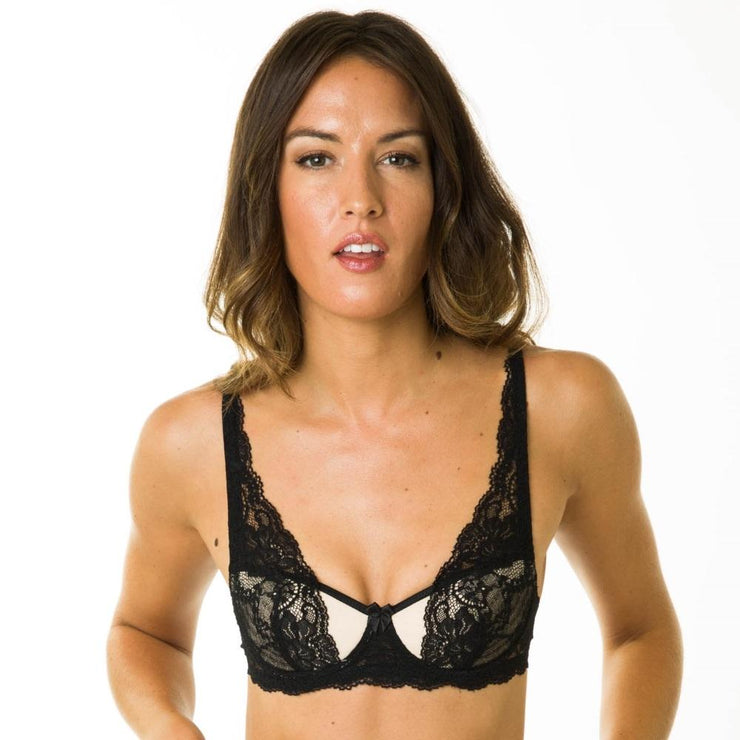 Darcy Bra - Medium Padded Non-Wired Bra From Little Women