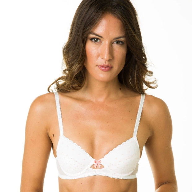 Little Women Dottie Bra - Underwired and Medium Padded - Small Bras