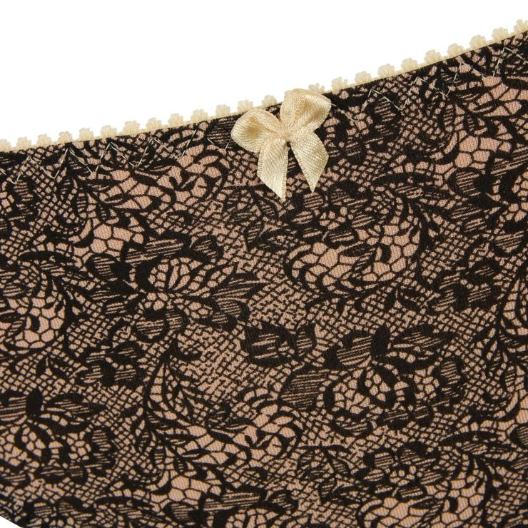 Lacey Thong Detail