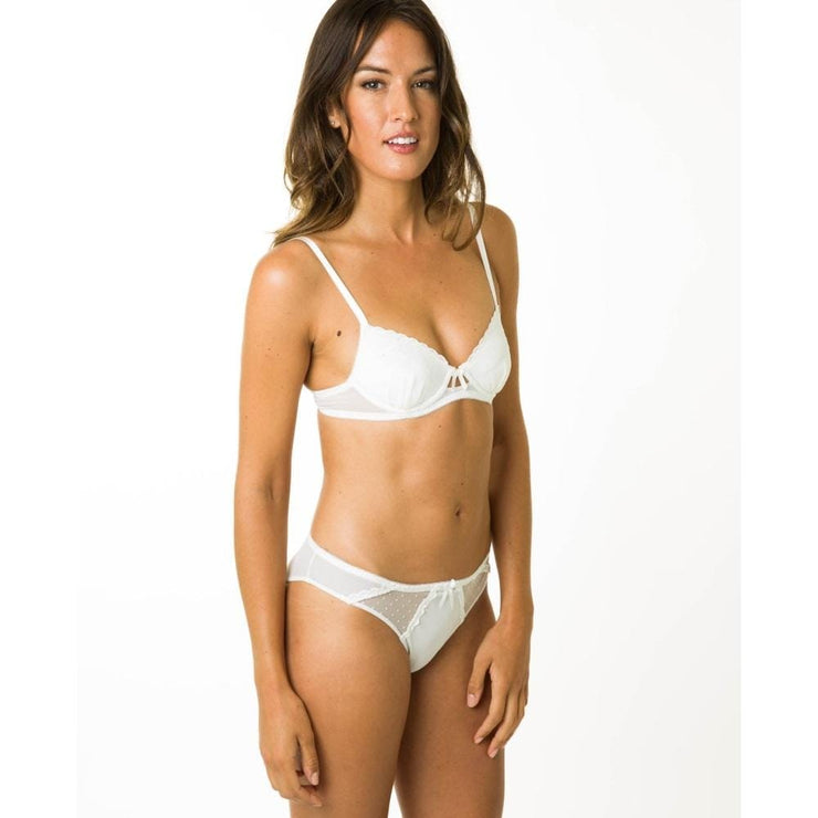 Layla Set White
