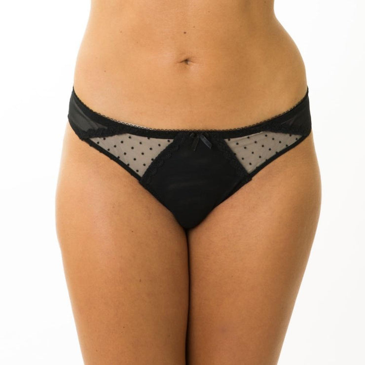 Layla Brief Black