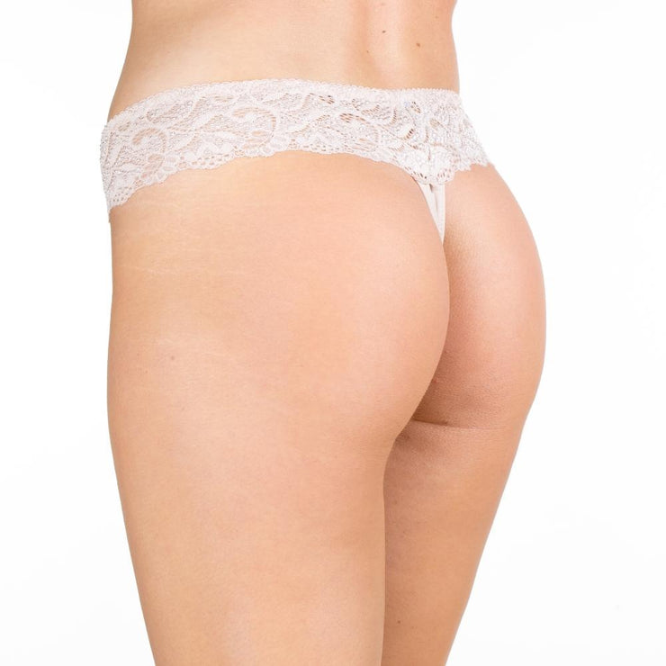 Little Women Thong - Peony