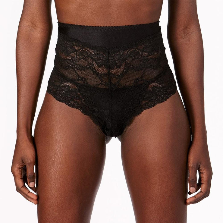 LittleWomen Short Brief Black