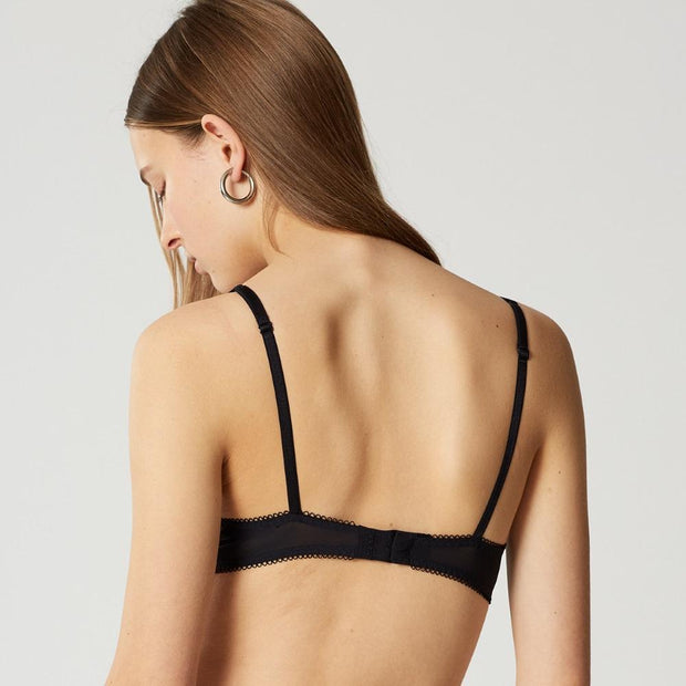 Maison Lejaby Whisper Triangle Bra Back