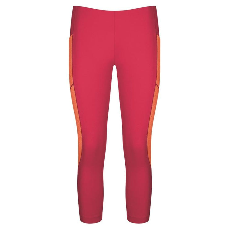 Sloggi mOve FLY Capri Leggings Pink & Orange
