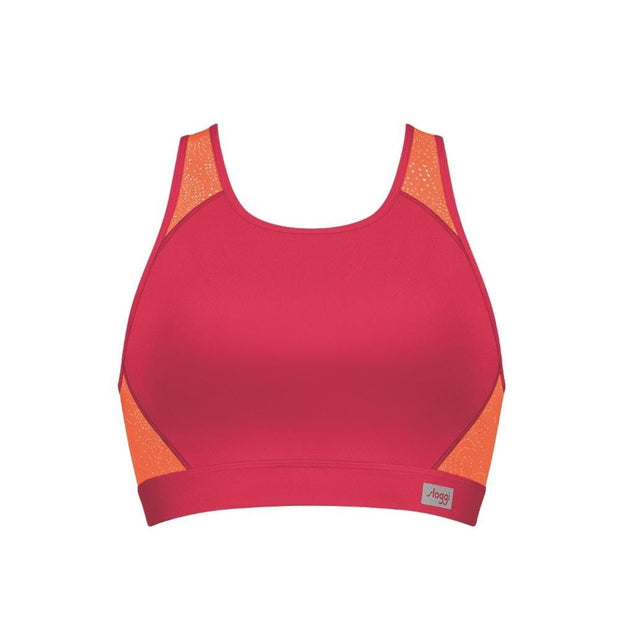 Sloggi mOve FLY Top Pink & Orange