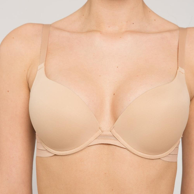 Nufit Push Up Bra Nude