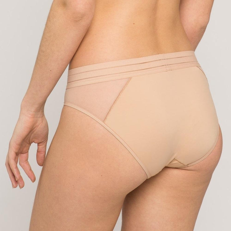Maison Lejaby Nufit Slip Brief Nude Back