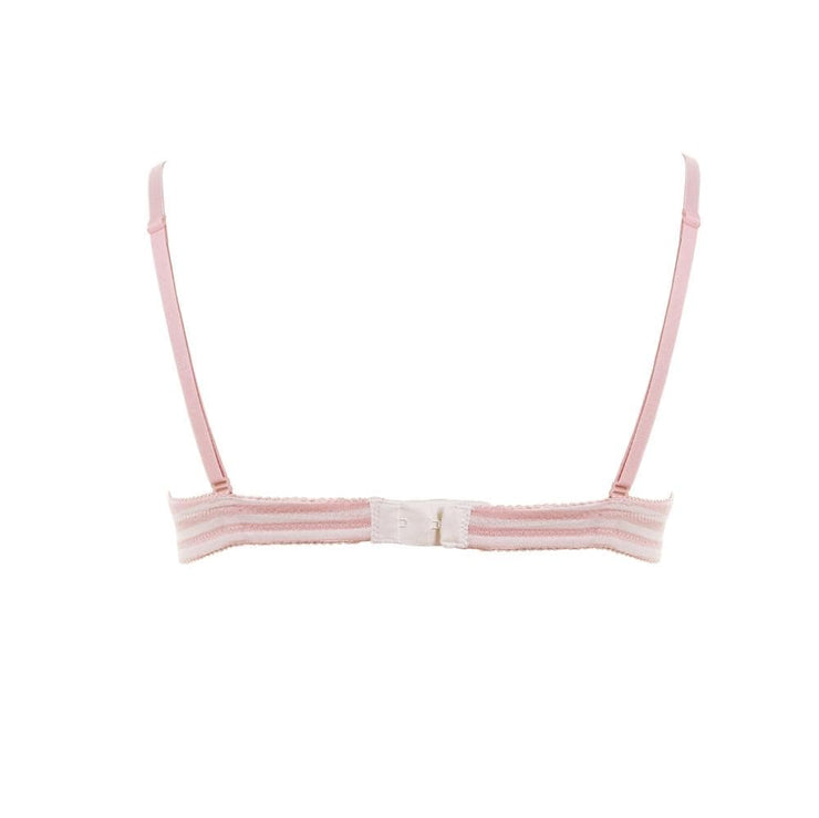Candy Floss Stripe Back