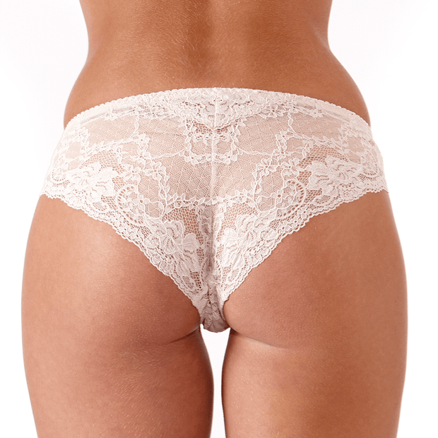 Roxy Brief Peony Back - Petite Lingerie From Littlewomen.com