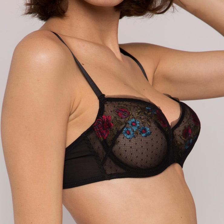 Secret Garden Bra Side