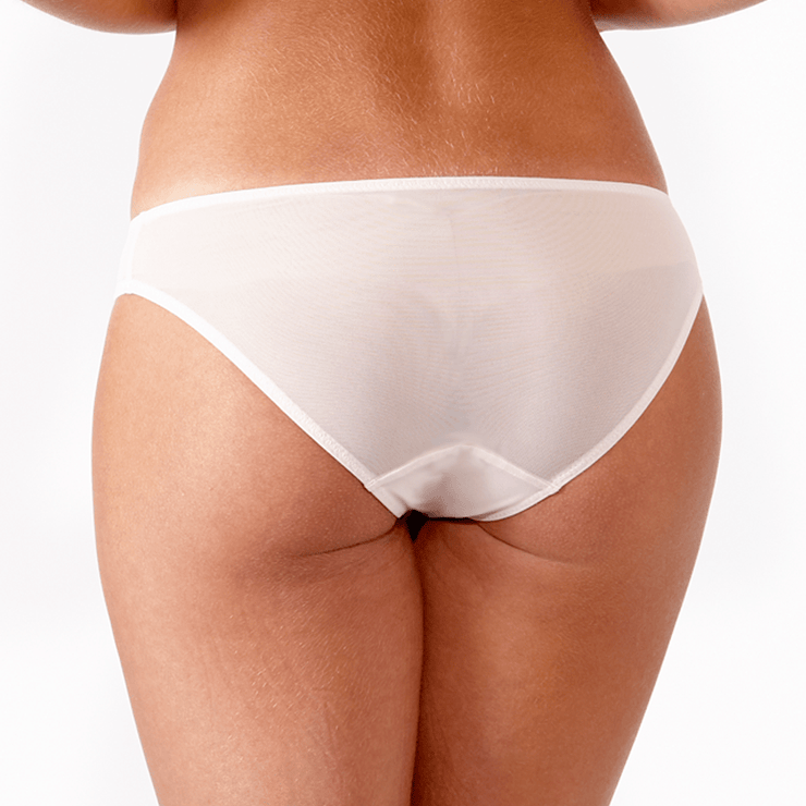 Shelley Brief - Back - Matches The Shelley Bra - Petite Lingerie