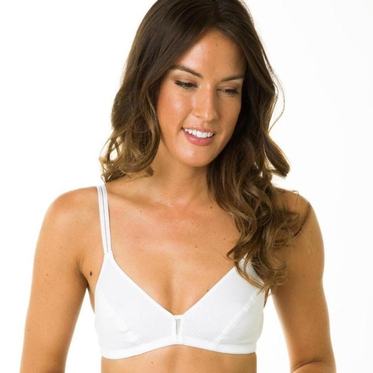 Silhouette La Chica LC8 Soft Cup Bra - Perfect As A Teen Bra