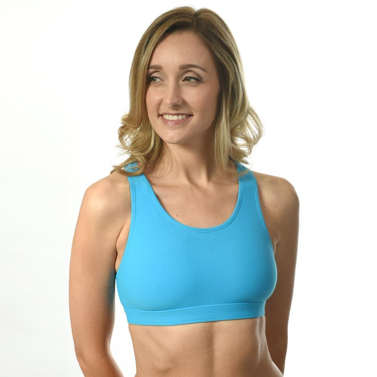 Sportjock Sports Bra - Blue