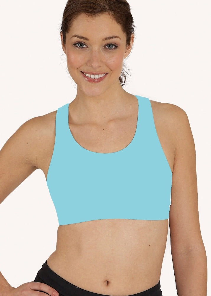 Sportjock Sports Bra - Acqua