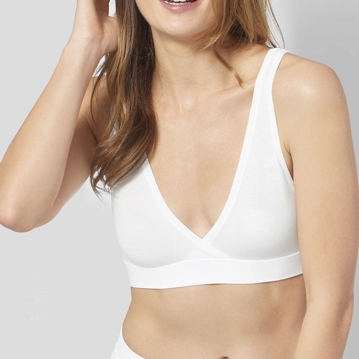 sloggi GO Allround Bralette - White