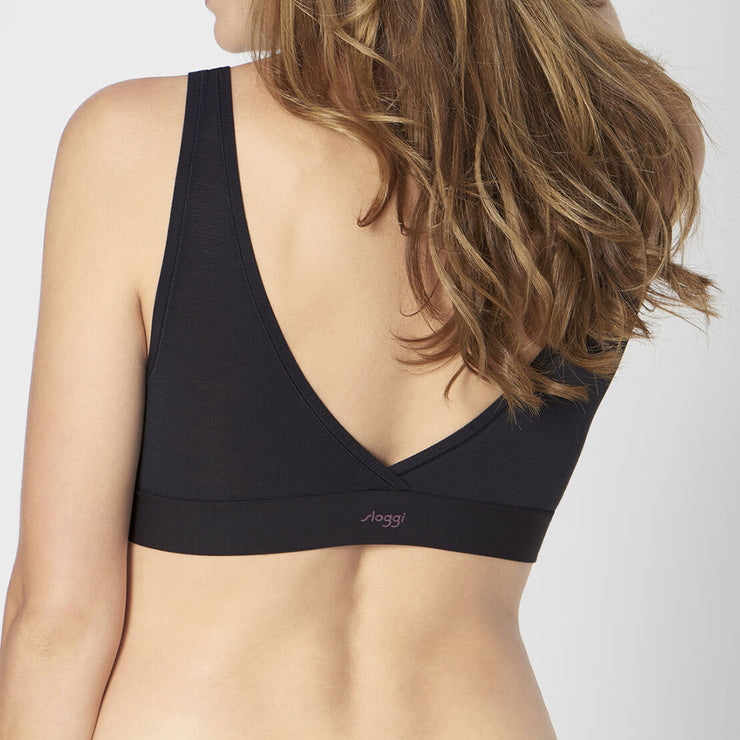 sloggi GO Allround Bralette - Black back