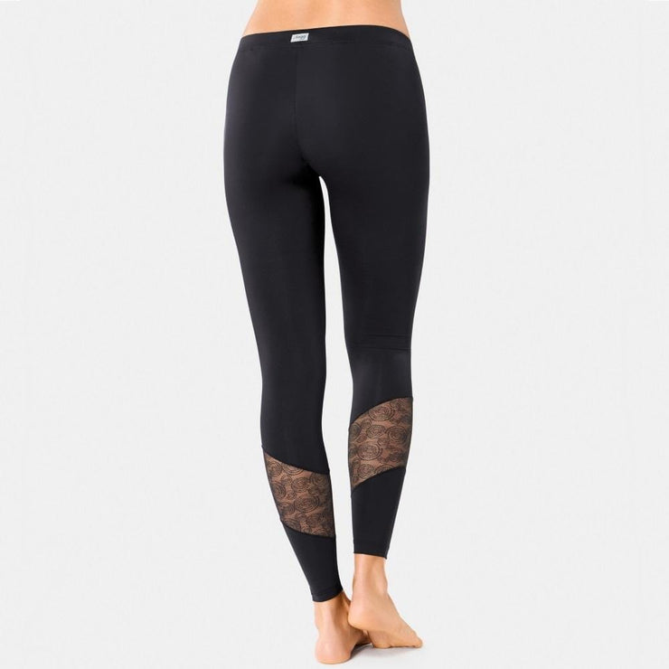 Sloggi Move FLEX Tights Black Back