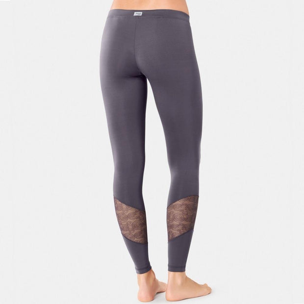 Sloggi Move FLEX Tights Grey Back