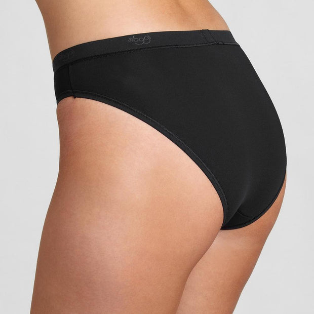 Sloggi Sensual Fresh Tai Black Back