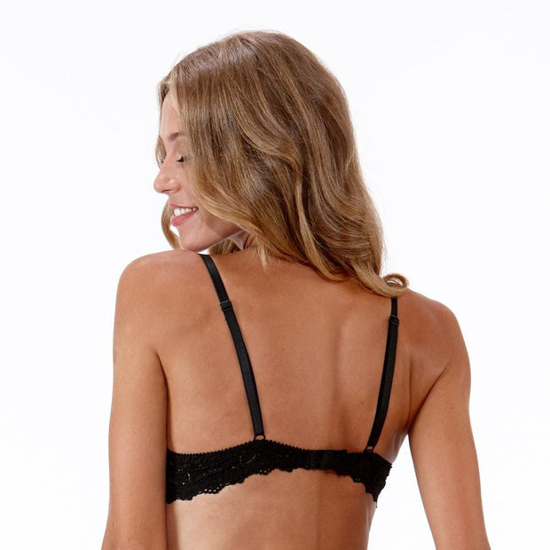 Very You Bra From LittleWomen - Small Bra In Black