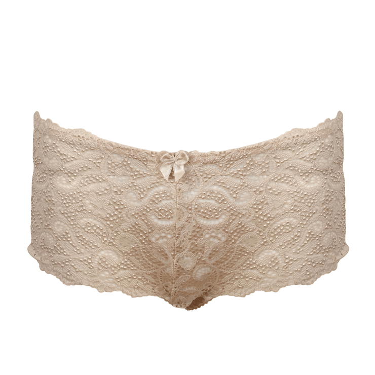 Very you lace short - peony