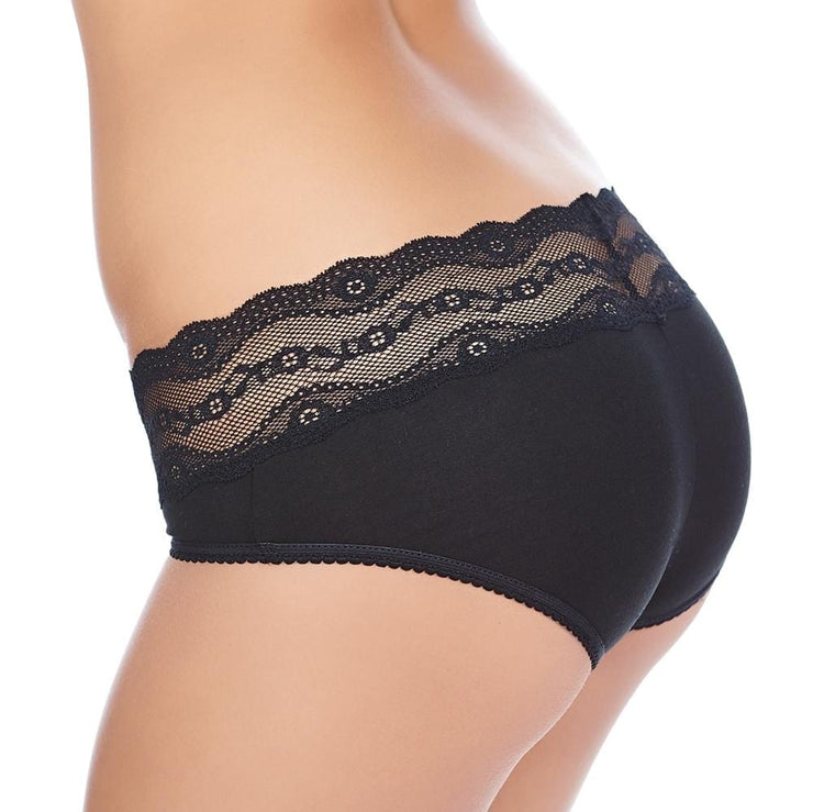 B.Tempt'd B.Adorable Hipster Brief - Night