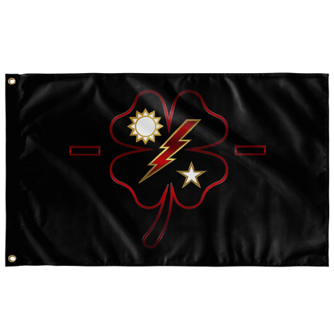 "1/75 Clover Flag Elite Flags Wall Flag - 36""x60"""
