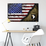 "101st Stars & Stripes Flag Elite Flags Wall Flag - 36""x60"""