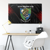 "75th STB Snake Eaters Flag Elite Flags Wall Flag - 36""x60"""